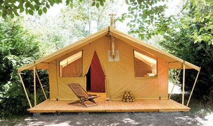 Lodge Ruisseau Camping Provence