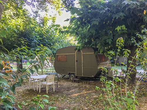 Caravanes Vitamine Camping Suze Luxe Nature
