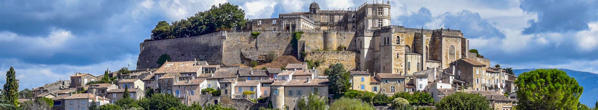 plus beaux villages de drôme